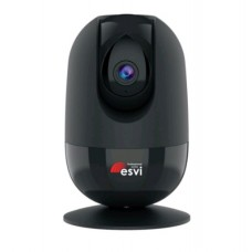 EVC-WIFI-ES22 Миниатюрная, поворотная WiFi видеокамера с функцией P2P, 2.0 Мп
