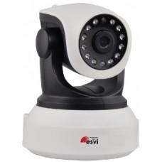 EVC-WIFI-ES21 Миниатюрная, поворотная WiFi видеокамера с функцией P2P, 2.0 Мп