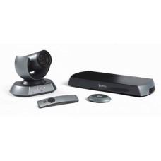 Терминал ВКС LifeSize Icon 600 - PTZ Камера с 10-ти кратным оптическим зумом, цифровой микрофон, лицензия на демонстрацию картинки на одном дисплее, качество изображения 1080P - Non-AES / 1000-000R-1171