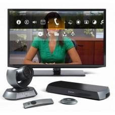 Терминал ВКС LifeSize Icon 600-PTZ Камера с 10 - ти кратным оптическим зумом, телефон 2го поколения, лицензия на демонстрацию картинки на одном дисплее, качество изображения 1080P - Non-AES / 1000-000R-1168