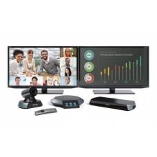 Терминал ВКС LifeSize Icon 600 - PTZ Камера с 10-ти кратным оптическим зумом, телефон 2го поколения, лицензия на демонстрацию картинки на двух дисплеях, качество изображения 1080P - Non-AES / 1000-000R-1161
