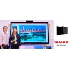 Sharp и Windows представляют интерактивный дисплей для смарт-офисов