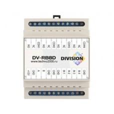 Модуль входов-выходов DV-RB8D