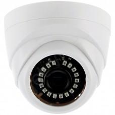 AHD-D1.0 купольная AHD камера, 720p, f=3.6мм