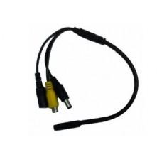 Микрофон миниатюрный с кабелем