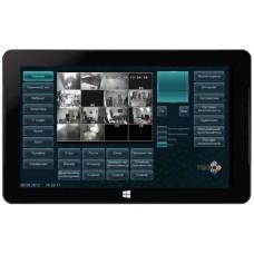 Панель управления на базе планшета